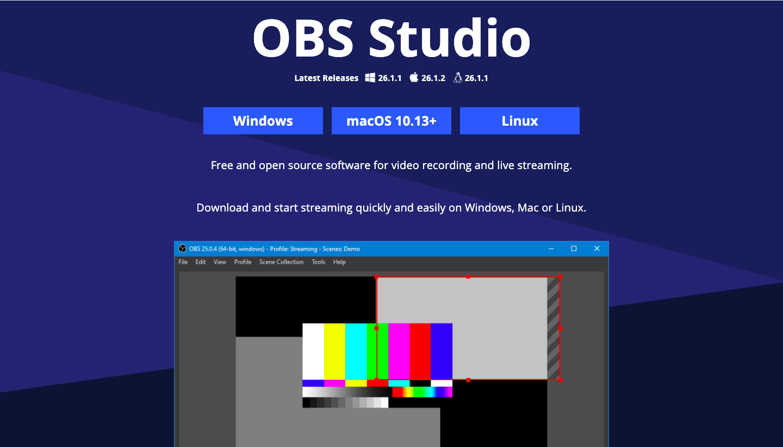 OBS Screen Recorder