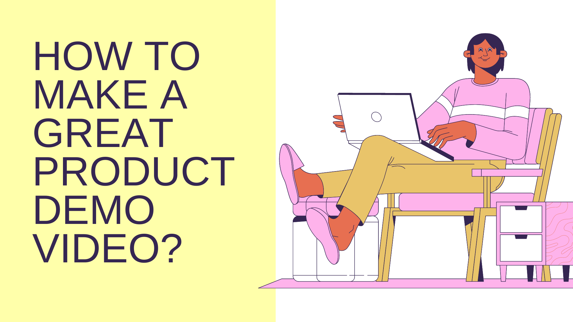 How to make a great product demo video