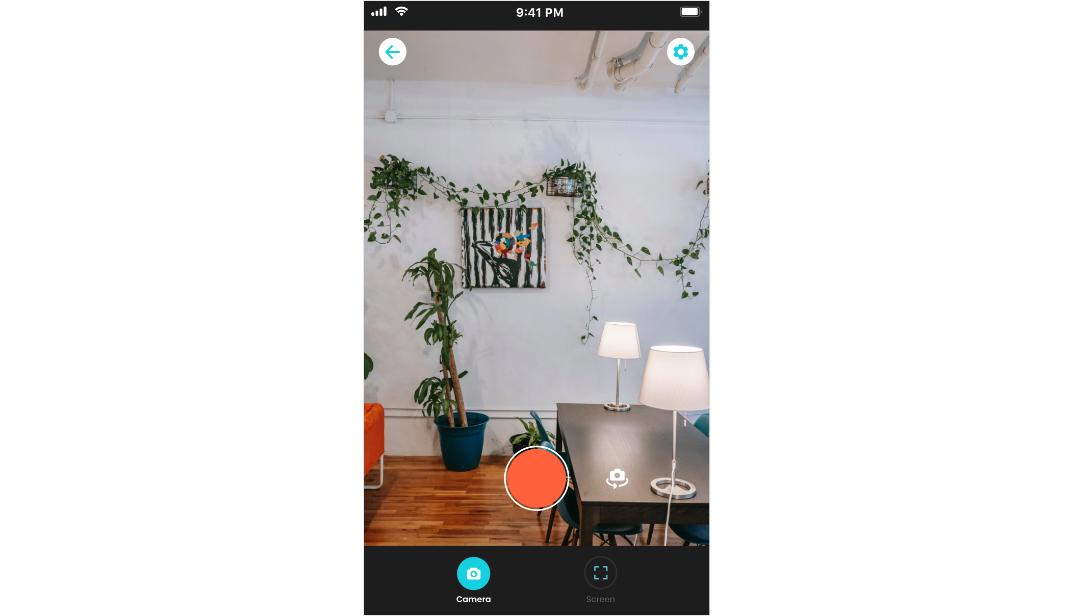 Record screen or Cam for unlimited duration on your Iphone using Vmaker ios app