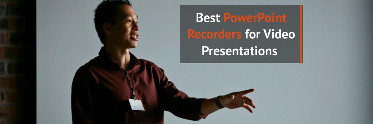 Best powerpoint recorder