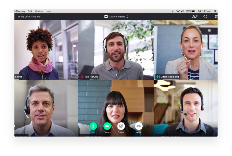 Click on the Vmaker app to record your GoToMeeting
